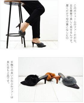 【primaprincipessa・プリマプリンチペッサ】つま先とんがりでおしゃれカッコいいデザイン!美脚足長スタイルアップデザインパンプス