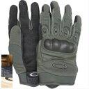 OAKLEY(オークリー)Factory Pilot Gloves ファクトリーパイロット グローブ [ブラック コヨーテ フォリッジグリーン ニューカーキ][...