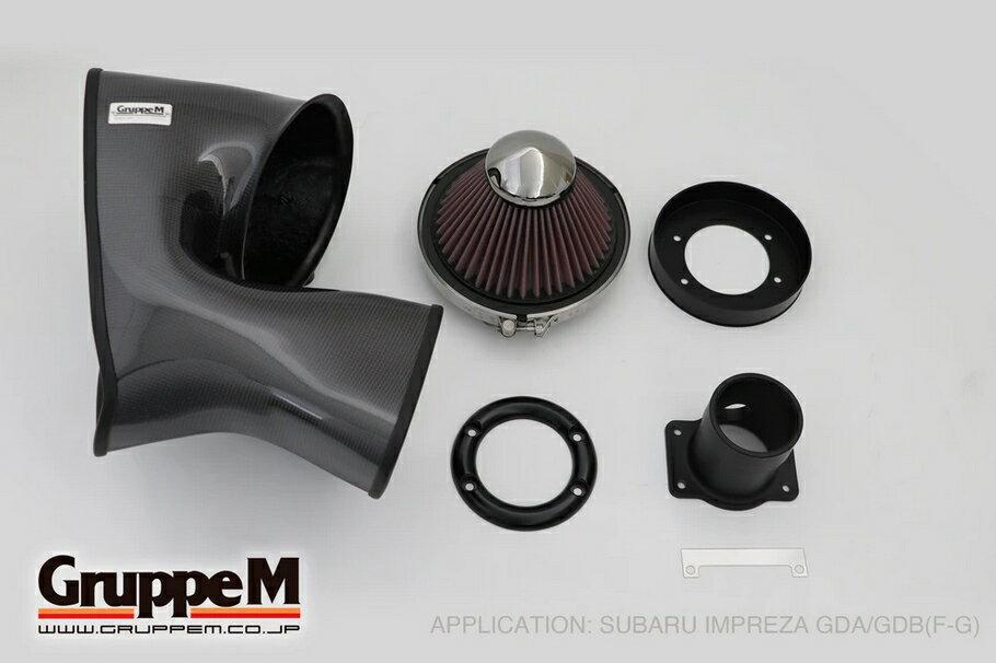 【GruppeM /グループ・エム】 M's ラム・エアシステム [ランドクルーザー UZJ100W 専用] FR-1086