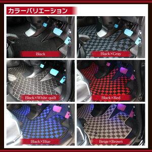 NBOXフロアマットリアスライドシートあり対応パーツNBOXフロアマットN-BOXフロアマットN-BOXカスタムアクセサリーパーツラゲッジマットセット3P
