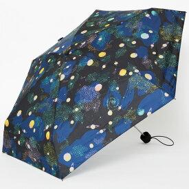 折りたたみ傘 BAGGU UMBRELLA レディース かさ 軽量コンパクト! 折り畳み傘 バグゥ 折傘 女性用 コスモス