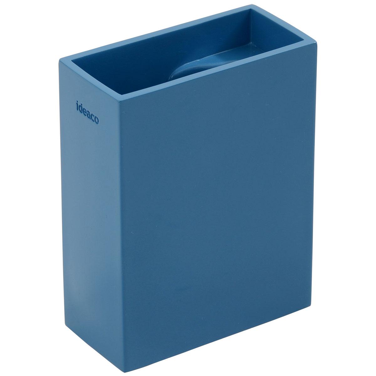 【選べるカラー】トイレブラシスタンド ideaco SB stand 流せるトイレブラシ用 イデアコ エスビースタンド ブルー