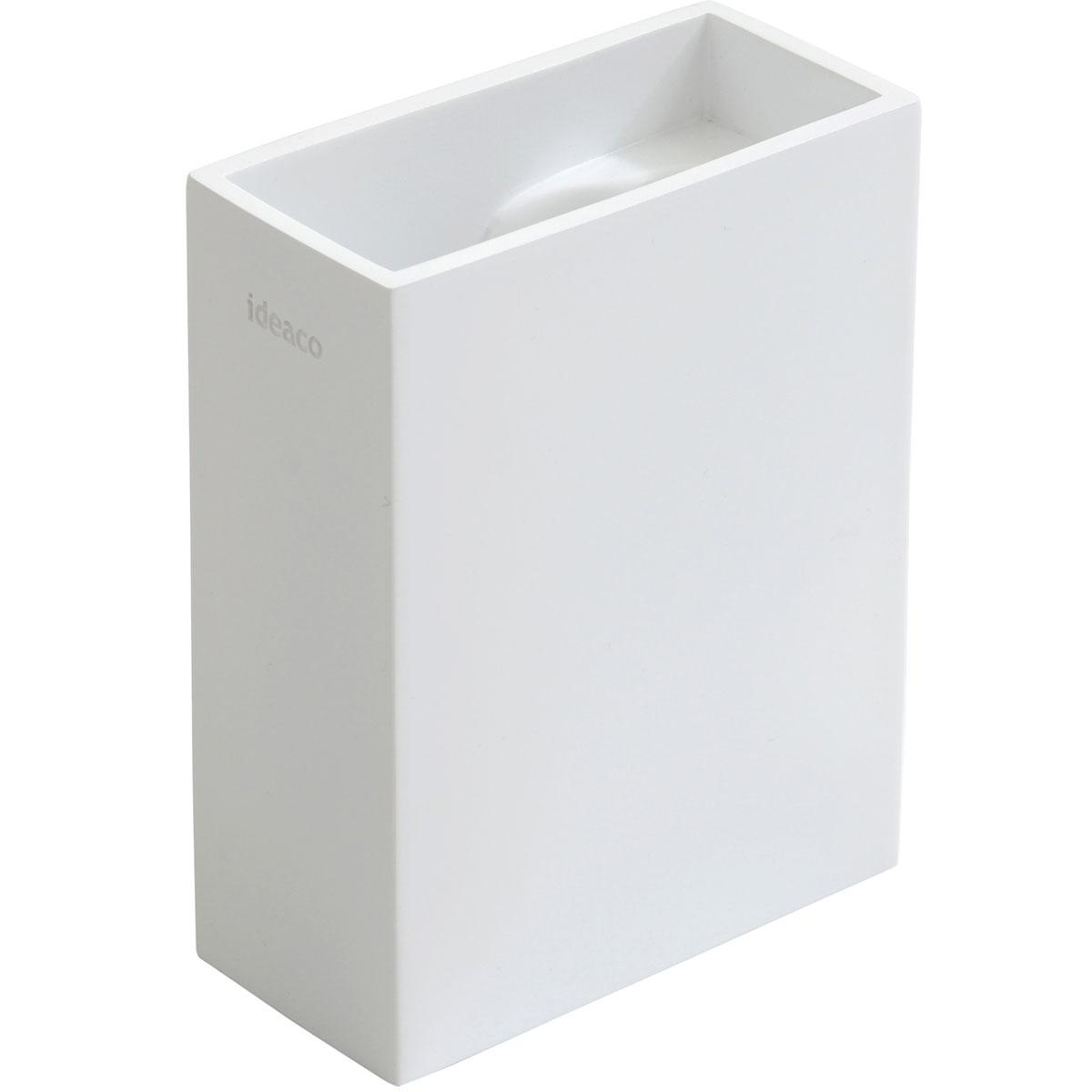 【選べるカラー】トイレブラシスタンド ideaco SB stand 流せるトイレブラシ用 イデアコ エスビースタンド ホワイト