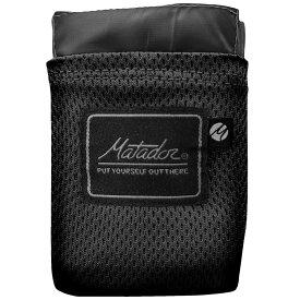 レジャーシート Matador ポケットブランケット バージョン2.0 ピクニックシート コンパクト マタドール Pocket Blanket 2.0 ブラック