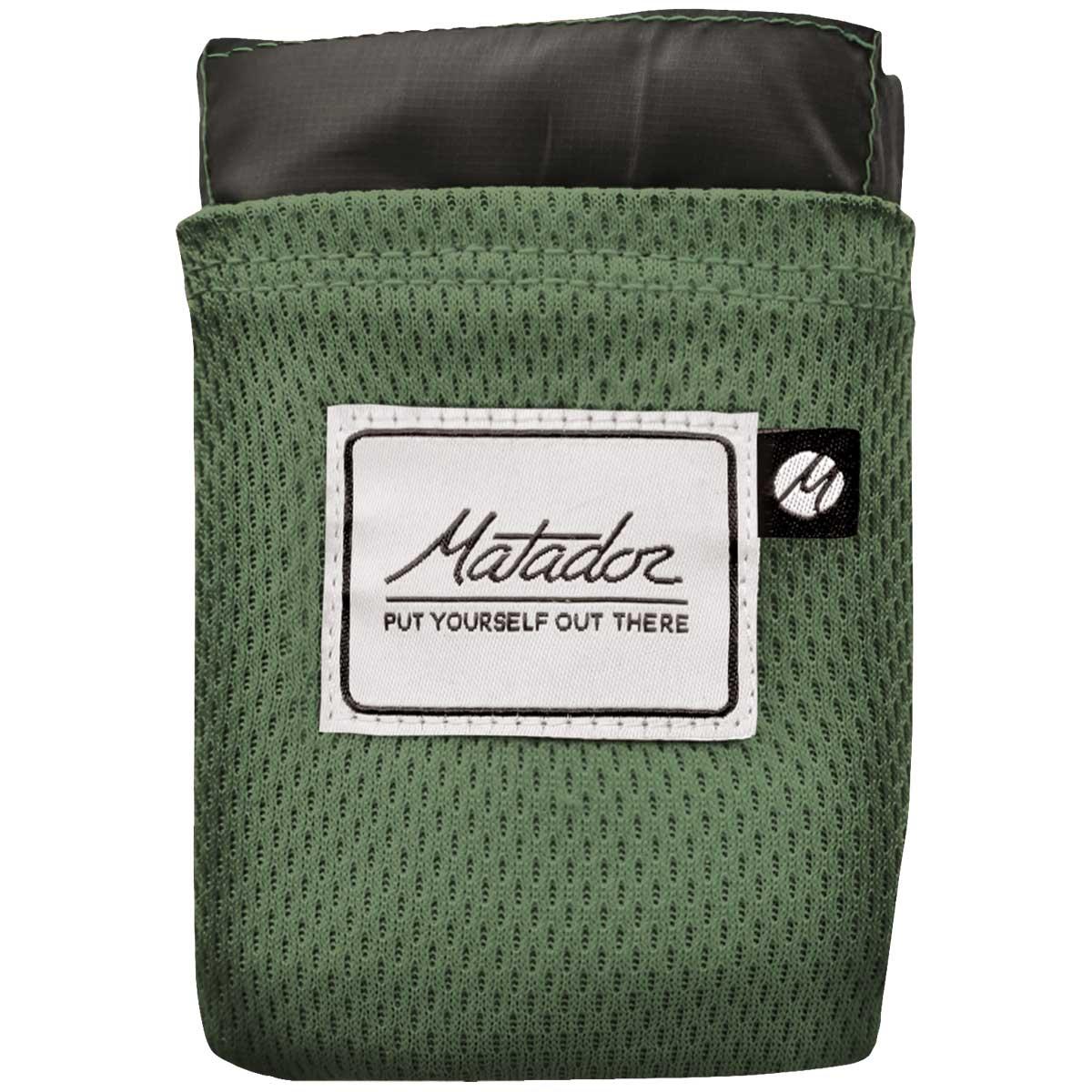 レジャーシート Matador ポケットブランケット バージョン2.0 ピクニックシート コンパクト マタドール Pocket Blanket 2.0 アルパイングリーン