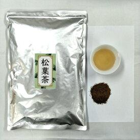 松葉茶 500g 国内焙煎 松葉 業務用 健康茶 植物茶 ハーブティ