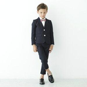 スムージースーツ男の子セットアップロングSMOOTHY01setup-01子供服ブランドキッズ七五三入園式入学式ジャケットロングパンツ上下セット2ピース