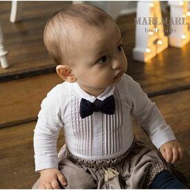 cb9d4c8602252 マールマール ボディスーツ MARLMARL 出産祝い 男の子 ベビー キッズ body suits 新生児 お祝い プレゼント ギフト