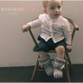 """マールマール MARLMARL """"booties ブーティー"""" 【ベビー 赤ちゃん 新生児 子供 キッズ まあるまある プレゼント ギフト GIFT 出産祝い】 正規品 正規取扱店"""