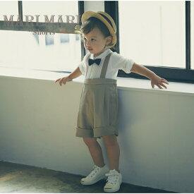 マールマール ショーツ パンツ MARLMARL shorts ワイドパンツ サスペンダー 2WAY お祝い お誕生日 ギフト プレゼント 男の子 女の子 ベビー キッズ 0-6歳 おしゃれ かわいい 【ラッピング・送料無料】