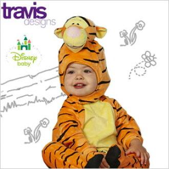 fc37cf3505331 Disney Disney Tigger baby costume baby clothing costume cosplay cute baby  boys girls quality