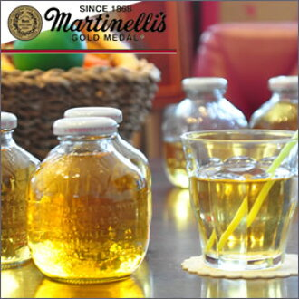 Delicious MARTINELLI APPLE JUICE Martinelli's bottle with Apple Juice 100% 296ml×24 this straight