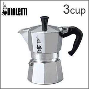 Bialetti ビアレッティ Moka Express モカエキスプレス エスプレッソメーカー 3カップ