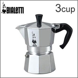 BialettiビアレッティMoka Express木哈咖啡特快维堤式咖啡厂商3茶杯