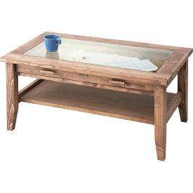 センターテーブル Andreas アンドレアス ローテーブル 木製 西海岸 インテリア 雑貨 西海岸風 家具 【532P16Jul16】