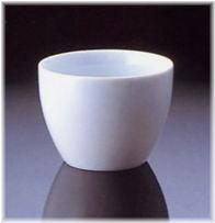 特価 白山陶器 湯のみ猪口 白磁 150ml