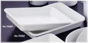アイザワ ホワイトオニオン 角バット L 27cm