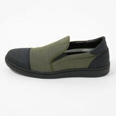 フレッドペリーFredPerryスニーカーシューズリリLiliミリタリーキャンバスローレルグリーン撥水加工日本製メンズレディース靴プレゼントギフト