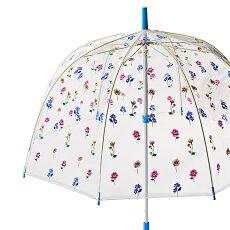 キャスキッドソン傘CathKidstonxFULTONフルトンバードケージラルワースフラワー長傘レディース長傘レディースかさプレゼントギフト