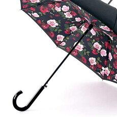 フルトンFULTON傘レディースブルームズベリーBloomsbury長傘女性用正規かさエンチャンテッドブルームプレゼントギフト