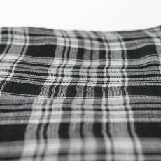GlenPrinceグレンプリンスチェックコットンギンガムチェックリバーシブルストール180×50cm2色メンズレディースユニセックスプレゼントギフト