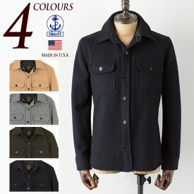 【10%OFF】 フィデリティ CPO ジャケット 米国製 FIDELITY MADE IN USA