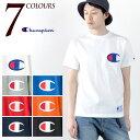 【15%OFFセール】チャンピオン ビッグロゴ Tシャツ Champion T-SHIRT C3-F362