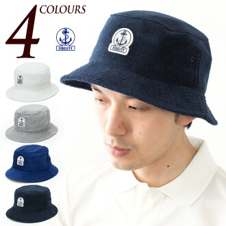 [Fidelity] bucket Hat pile FIDELITY BUCKET HAT PILE Safari Hat men's / women's hats