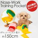 【トレーニング ポケット】送料無料 メール便 老犬に散歩が難しくてもストレス解消! トレーニンググッズ NS ノーズワーク