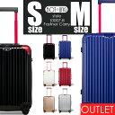 【アウトレット特別価格】 スーツケース キャリーケース キャリーバッグ 小型 Sサイズ...
