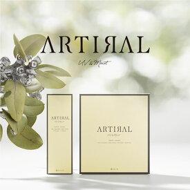 アーティラル ARTIRAL UV&MOIST ワンデー 2箱セット ネコポス便 送料無料 1箱30枚入り 度あり 度なし サークルレンズ PNT!