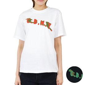 COR BLIMEY!コーブライミー 『 C.B.M.Y. 』オリジナルTシャツ 【BLACK / WHITE】【anvil アンビル】【メンズ/レディス】【正規品】【メール便可】【50】