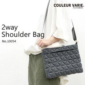 クロールバリエ ショルダーバッグ 2WAY レディース 女性用 軽い ブランド COULEUR VARIE No.10054
