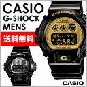 [送料無料][ポイント2倍]カシオ CASIO G-SHOCKDW6900CB-1 DW6900CBDW6900NB DW6900NB-1G-ショック ブラック/ゴールド …