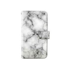 スマホケース 手帳型 全機種対応 大理石 マーブル iPhone XS XR Xperia XZ3 Ace iPhone8 Galaxy S10 S9 android one S5 S3 X5 AQUOS ARROWS Google pixel 3a らくらくスマートフォン BASIO3 手帳型ケース ベルトなし メール便 送料無料
