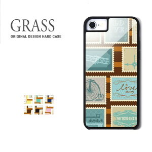 ガラスケース iphone11 ケース iphone11 pro max iPhone8 iPhone XR TPUケース スマホケース ガラス 強化ガラス 背面ガラス 耐衝撃 おしゃれ 切手 衝撃吸収 携帯ケース Galaxy S9 9H カバー 防水ケース付