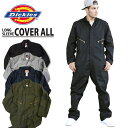 X dickies coverall ls 1