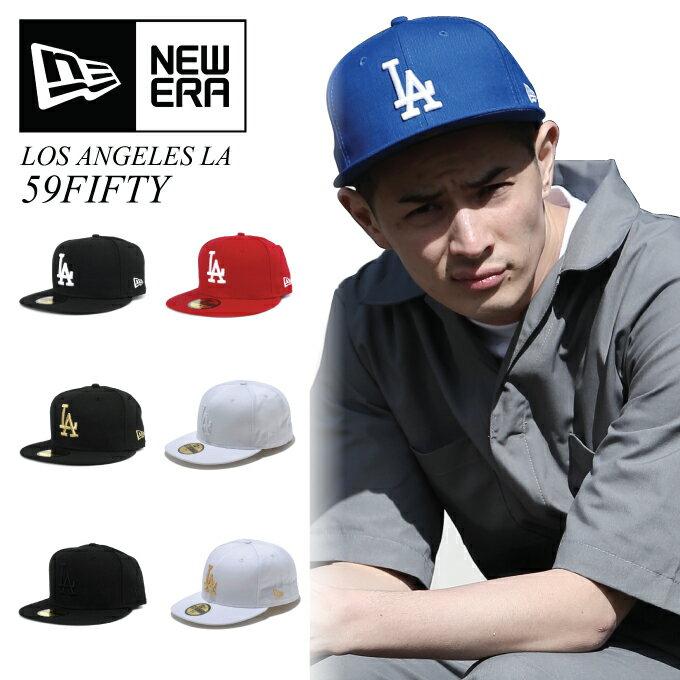 【取り寄せOK】【送料無料】ニューエラ キャップ ロサンゼルスドジャース LA NEW ERA CAP NEWERA 59FIFTY 帽子 サイズあり MLB ベースボールキャップ 定番 ベーシック 大きいサイズ ニューエラ ドジャーズ ストレートキャップ WESTCOAST 5950