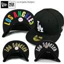 【送料無料】ニューエラ キャップ ロサンゼルスドジャース 【アンダーバイザー】 LA NEW ERA NEWERA 59FIFTY 帽子 大…
