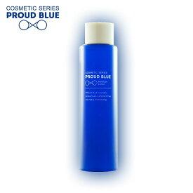 プラウドブルー PROUD BLUE モイスチュアローション (化粧水) 150mL 保湿 特許 界面活性剤フリー 界面活性剤無配合 ローション スキンケア 特許技術 150ml しっとり うるおい 肌にやさしい