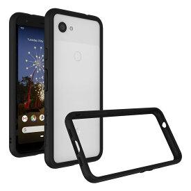 Google Pixel 3a / 3a XL 耐衝撃 バンパーケース 『CrashGuard(クラッシュガード)』米軍ミリタリー規格MIL-STD 810Gを超える3.5m落下テストをクリア