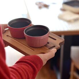 5%OFFクーポン配布中 鍋敷き 木製 アカシア トリベット 25 viv ヴィヴ 【 クッチーナ 】 鍋敷き おしゃれ 鍋敷 25cm トレー トレイ 木製 なべしき 北欧風 グラタン皿 オーブン皿 オーブンウェア
