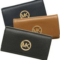 premium selection 113e1 a60ab 楽天市場】マイケルコース 財布(生地の素材本革)の通販