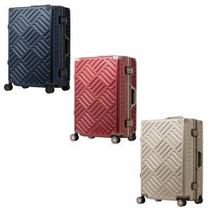 LEGEND WALKER DECK フレームタイプ デザイン スーツケース 57cm 3〜5泊におすすめのサイズ 4輪 TSAロック 【メーカー直送品TS 送料無料】【あす楽対応_関東】