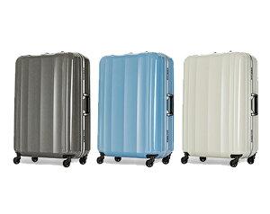 LEGEND WALKER HARD CASE LIGHTNING NEO フレームタイプ 軽量スーツケース 6028-584輪キャスター 3〜5泊におすすめ 【メーカー直送品・送料無料】【smtb-k】【w4】