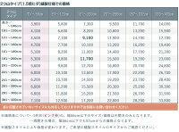 セラピーG/TA-6302-6313/価格表