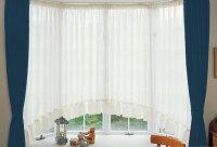 施工写真スタイルカーテンスカラップO型