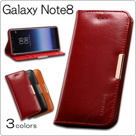 Galaxy Note8ケース KALAIDENG Galaxy Note 8 手帳型ケース カバー レザー調 フリップ 横開き スリム レザーケース カード入れ 薄型 ギャラクシー ノート8 スマホケース スタイリッシュ おしゃれ シンプル カード収納付 スタンド機能 カードポケット ビジネス 送料無料