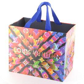 【新品】ブランド紙袋 2019年クリスマス限定紙袋 ルイ・ヴィトン ショッパー 最新モデル 現行 財布 小物用