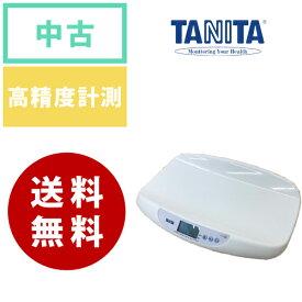 【中古】タニタ TANITA 赤ちゃん用体重計DX BD-586【送料無料】ベビースケール ベビー用品 マタニティ用品